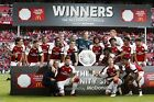 Arsenal FC - Community Shield Winners 2017/18 - A1/A2/A3/A4 Poster / Photo Print
