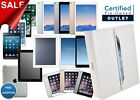 Ipad 1/2/3/4,air,mini,pro 9.7/12.9 |16gb/32gb/64gb/128gb 1-year-warranty