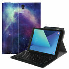 "For Samsung Galaxy Tab S3 9.7"" Slimshell Case S Pen Holder + Detachable Keyboard"