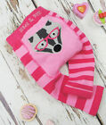 BLADE AND ROSE PINK BADGER LEGGINGS + MATCHING SOCKS 2 PACK.0-3 YEARS,BNWT!