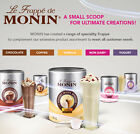 Monin Frappe Mix 1.36 kg Tub