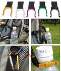 10pcs Carabiner Belt Clip Key Chain with Water Bottle Hook Clamp Holder UK
