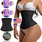 Corset Waist Training Shaper Body Shapewear Underbust Cincher Tummy Belt HOT US