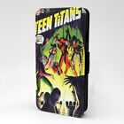 Teen Titans Comic Book Flip Case Cover For Mobile Phone - A875