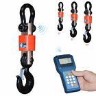 3T/5T/10T Electronic Wireless Digital Hanging Crane Scale With Handheld Meter