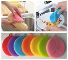 2 x Multipurpose Antibacterial Silicone Smart Sponge Cleaning Dish Kitchen Tool