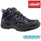 MENS COTSWOLD WATERPROOF WALKING HIKING WINTER WORK ANKLE BOOTS SHOES TRAINERS