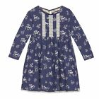 Mantaray Kids Girls' Navy Horse Print Dress From Debenhams