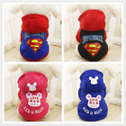 Внешний вид - Dog Hoodie Sweater Pet Cat Puppy Coat For Small Pet Dog Warm Costume Apparel New