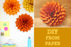 beautiful wall hanging paper quilling DIY flower