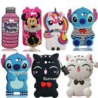 3D Cartoon Animal Soft Silicone Case Cover for Samsung Galaxy J7 2017 US Edition