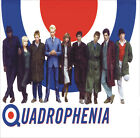 Quadrophenia The Who Stretched Canvas Album Wall Art Poster Print Scooter Mods