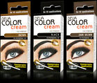 Delia® Professional Henna,Beautiful Eyebrow ALL Colors Cream +Easy Tint Kit ...
