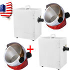 【USA】2X Dental Single-Row Dust Collector Vacuum Cleaner + 2XDesktop Suction Base