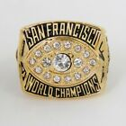 1981 San Francisco 49ers World Championship Ring US size 10-13 Collection Lot