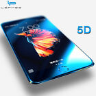 4D 5D Full Cover 9H Tempered Glass Screen Protector Film For iPhone 7 6S X Plus