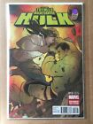Totally Awesome Hulk #13 Marvel Comics 2016 Divided We Stand Variant Cover 1:10