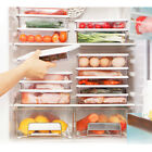 Kitchen Food Storage Box Meat Fruit Fish Crisper Refrigerator Plastic Container