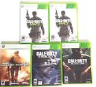 Call Of Duty Xbox 360 Games Lot Pick And Choose Free Shipping