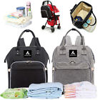 Multifunctional Mummy Backpack Maternity Baby Diaper Nappy Bags Large Capacity