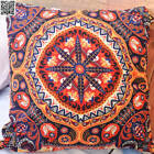 Mandala Cushion Cover Home Decor Lounge Throw Pillow Case Digital Painting 1PC
