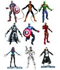 Hasbro Marvel Legends Action Figures - Punisher, Fantomex, Constrictor, Mystique
