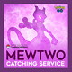 Pokemon Go - Legendary Mewtwo Catching Service - Must Have EX pass! 100% SAFE