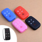 Silicone Key Cover Case Fob Fit Land Rover Discovery 4 Range Rover Sport Evoque