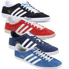 ADIDAS ORIGINALS GAZELLE OG TRAINERS BLUE/RED/BLACK/NAVY MENS UK SIZES