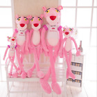 Cuddly Animal Pink Panther Plush Toys Animated Stuffed Soft Toy Kids Gift Dolls