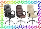 NEW HIGH BACK MODERN EXECUTIVE SWIVEL COMPUTER OFFICE STUDY DESK CHAIR K8318