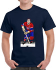 Montreal Canadiens Maurice Rocket Richard Hockey T-Shirt $20.95 USD on eBay