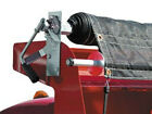 "Buyers Product Dump Truck Pull Tarp Roller Kits 5'6"" x14' tarping cover trailer"