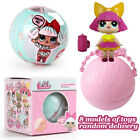 LOL Surprise Doll Kids Toy Doll Ball Mystery Funny Doll 1/4/8/12 pcs 7 Layers