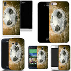 silicone gel cover for majority Mobile phones - water football silicone
