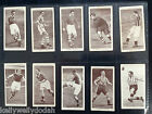 W A & A C Churchman ASSOCIATION FOOTBALLERS 2ndSeries(1939) Your Choice of Cards
