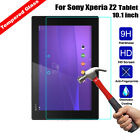"For Sony Xperia Tablet 10.1"" Z2 Premium Tempered Glass Screen Protector Film"