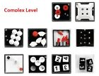 Puzzle Decompression Balance Gadgets Intelligance Toys for Adults - Best Reviews Guide
