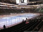 4 Pittsburgh Penguins vs Vancouver Canucks Tickets 11 22 Sect 104 Row D