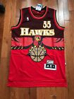 NWT Mens Throwback Jersey DIKEMBE MUTOMBO Atlanta Hawks Multiple Sizes