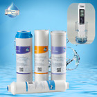 5 stage water filtration system -  5 Stage Water Filter Reverse Osmosis System Replacer RO Filtration TDS Tester