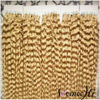 "16""-30"" Adhensive Skin Weft Deep Curly Tape IN Band Human Hair Extensions 50g"