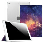 For iPad 4 iPad 3 iPad 2 Case Translucent Frosted Back Cover Auto Wake / Sleep