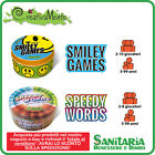 CREATIVAMENTE GIOCO IN SCATOLA, SMILEY GAMES O SPEEDY WORDS