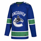 Vancouver Canucks Adidas NHL Men's Climalite Authentic Team Hockey Jersey $109.95 USD on eBay