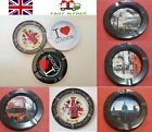 UK FRIDGE MAGNET ' I LOVE LONDON ENGLAND ' SOUVENIR CERAMIC BRAND NEW FREE P&P