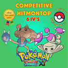 Pokémon ORAS / XY – COMPETITIVE HITMONTOP 6IV's Shiny / No Shiny