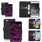 pu leather wallet case for many Mobile phones - peevish