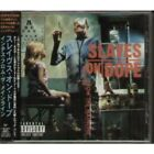 SLAVES ON DOPE Inches From The Mainline CD Japanese Virgin 2000 12 Track With