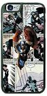 Captain America Marvel Comics Phone Case Cover For iPhone 7 7Plus 6 Samsung S8 7